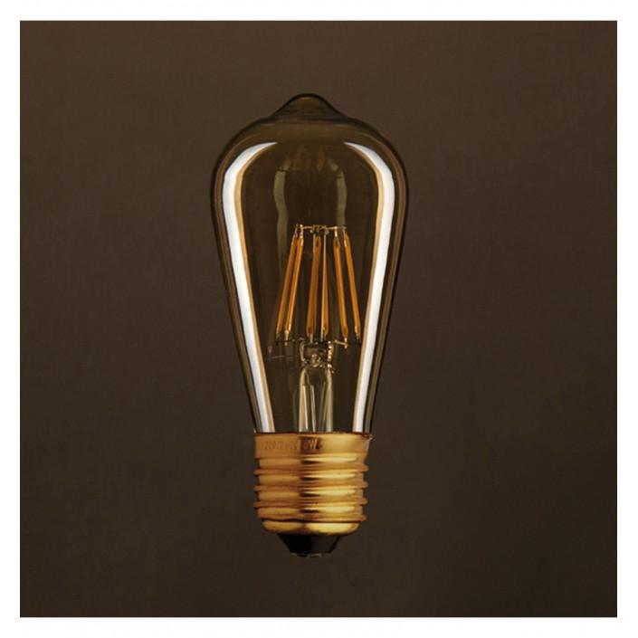 LAMPADINA VINTAGE LED -...